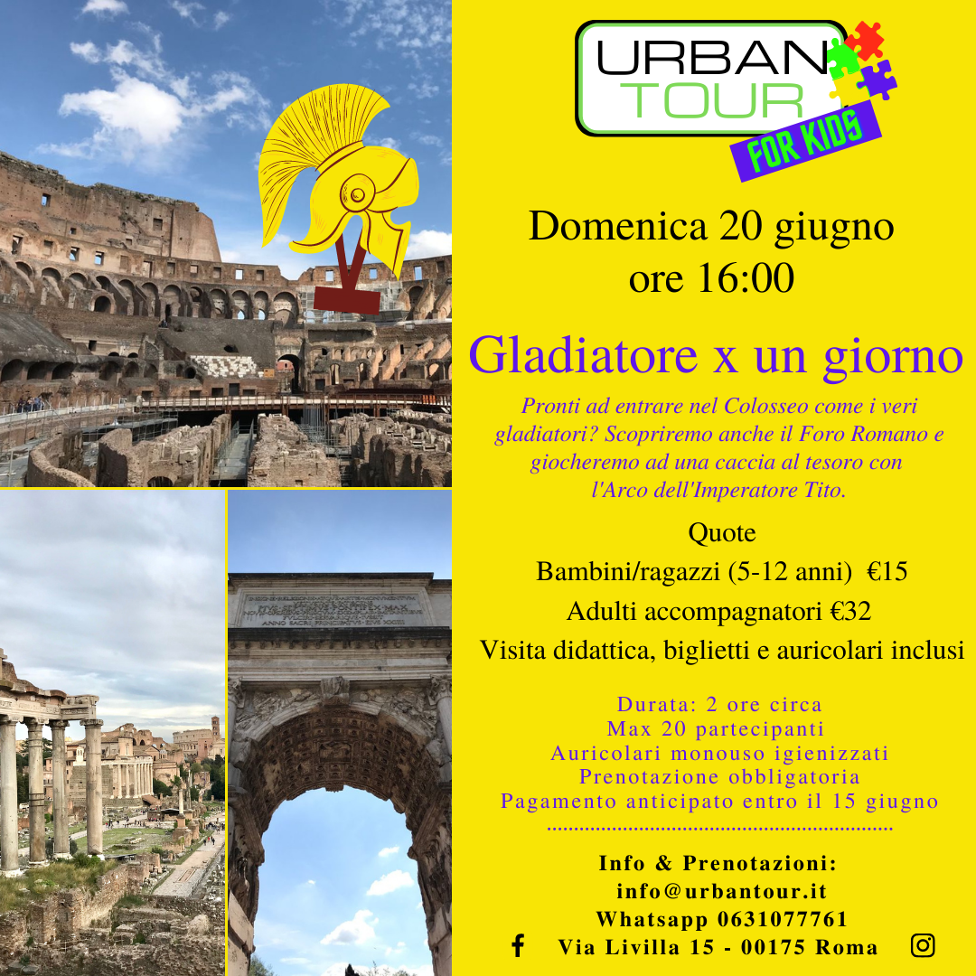 Colosseo for kids